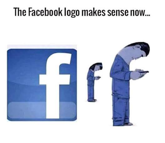 Ahora el logo de Facebook tiene sentido…