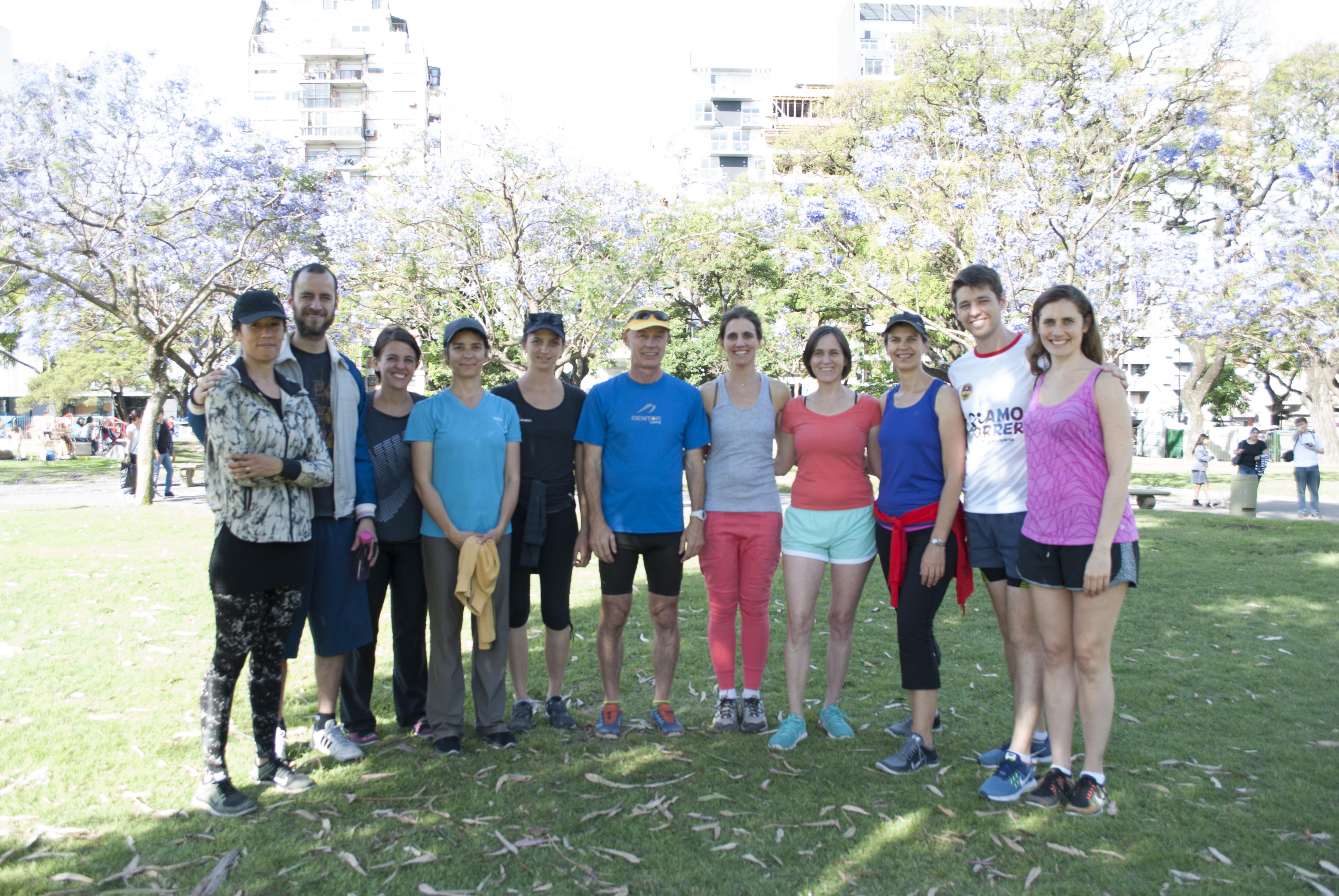 Equipo del Arte de Correr Argentina Uruguay
