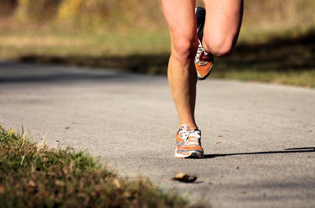 El arte de correr con Malcolm Balk