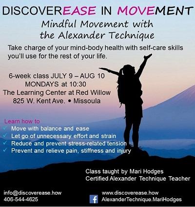 6-Week Class in Missoula