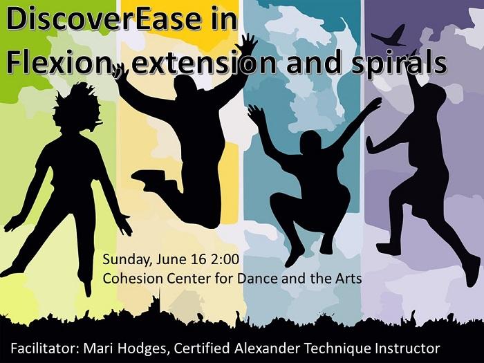 Flexion, extension and spirals