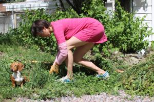 weeding bending 600