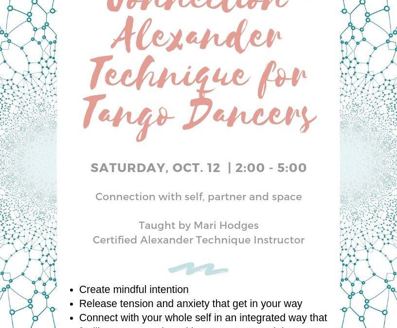 Connection – Alexander Technique for Tango Dancers