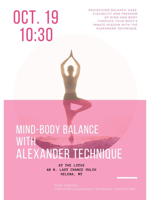 Mind-Body Balance in Helena, MT