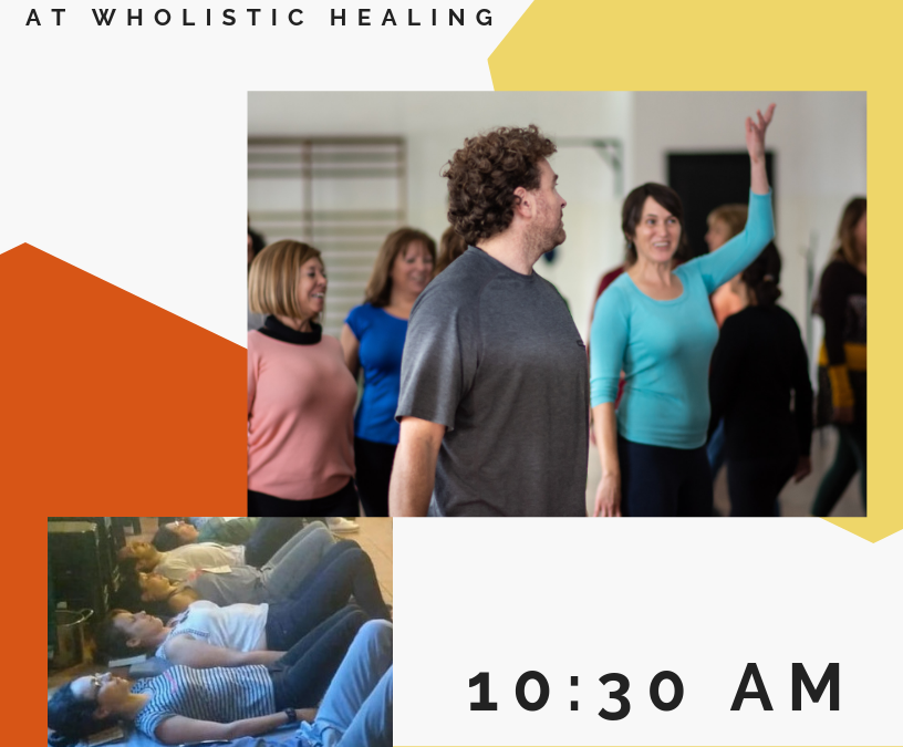 Monday Mindful Movement at Wholistic Healing in Ronan