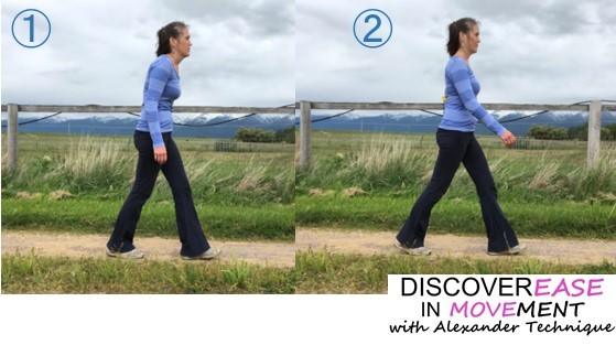 Discover ease in walking – tips and upcoming classes
